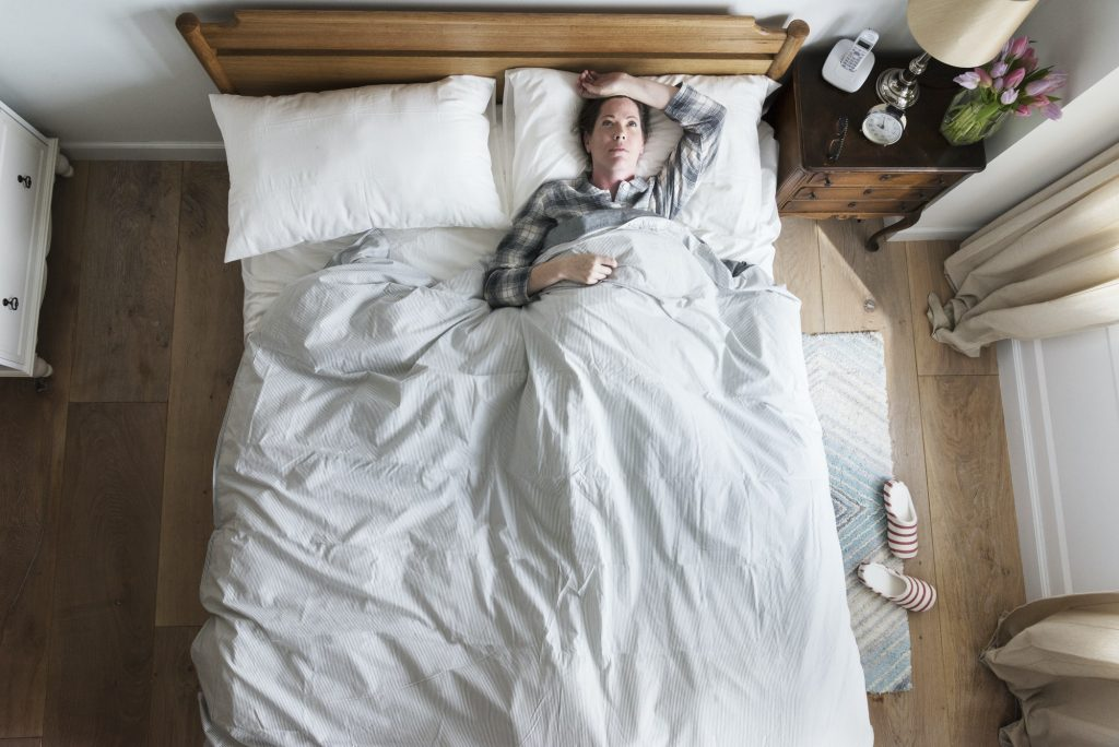 huile de CBD pour calmer les crises d'insomnies