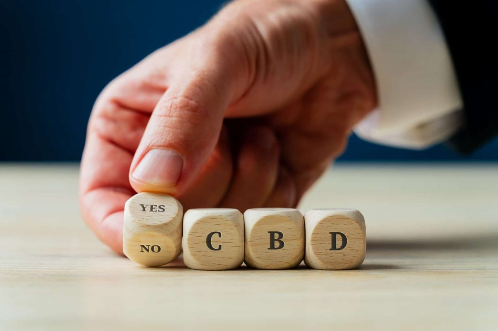 CBD legalization and use