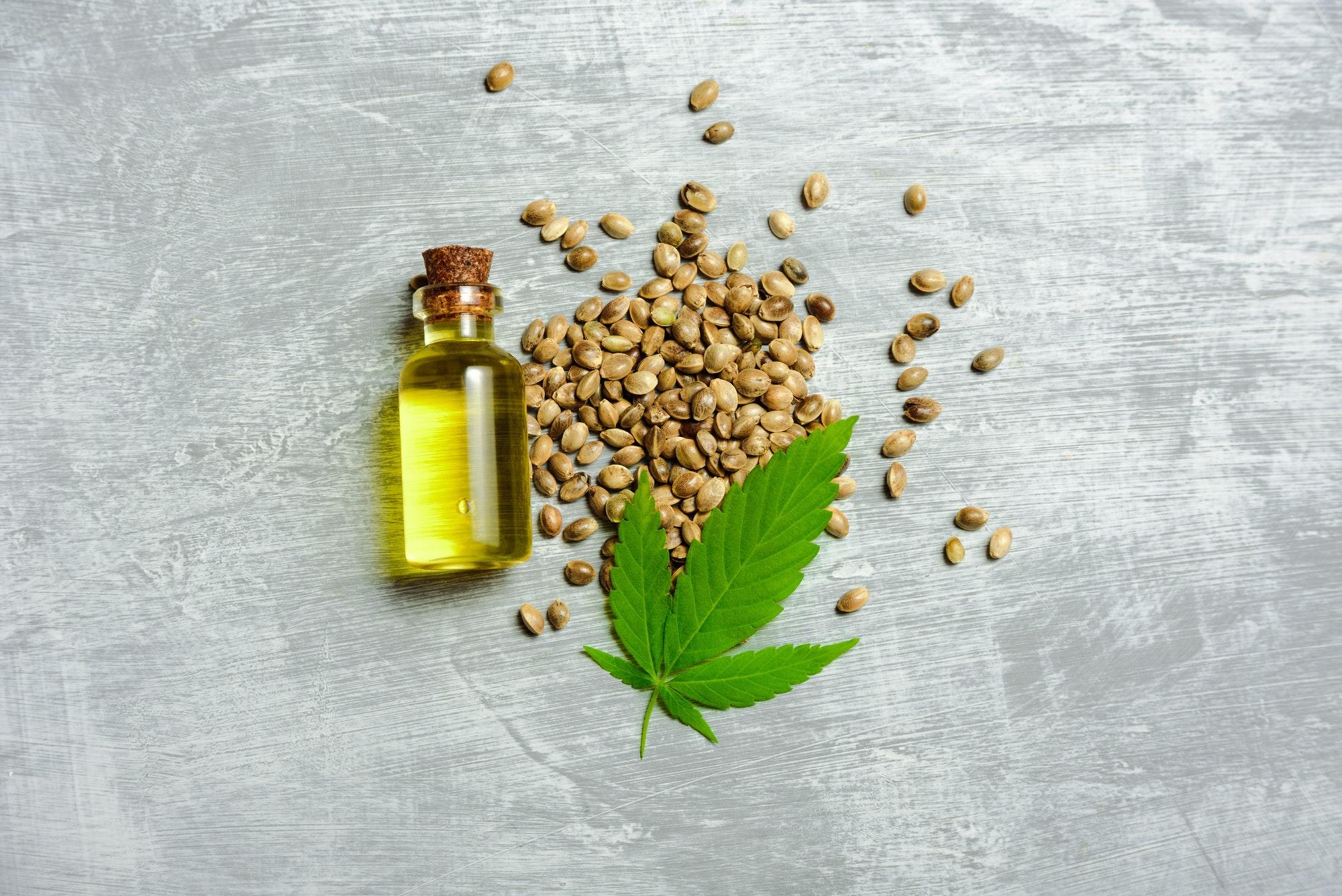 Comment consommer de l'huile de chanvre