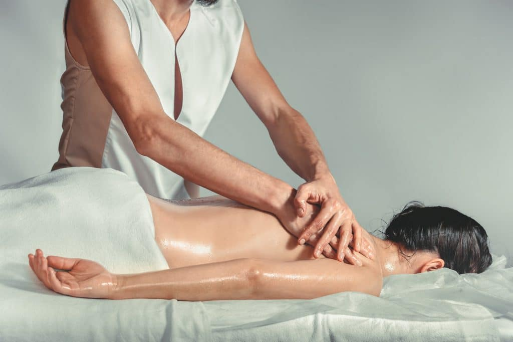 huile de chanvre pour le massage